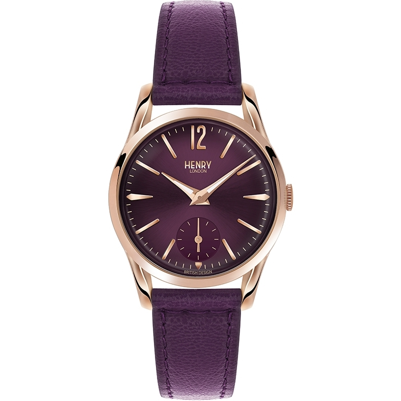 Montre Henry-London HAMPSTEAD (HL30-US-0076) pour FEMME 1