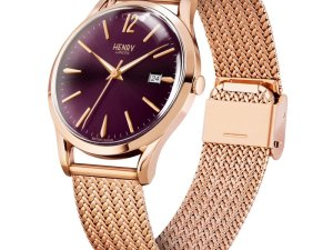 Montre Henry-London HAMPSTEAD (HL39-M-0078) UNISEX