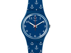 Montre Swatch ANCHOR BABY (GN247) pour HOMME