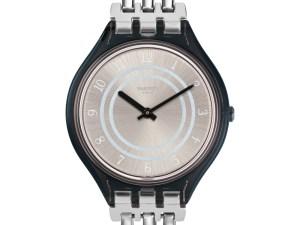 Montre Swatch SKINBAR (SVOM105A) pour FEMME