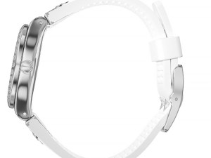 Montre Swatch PRETTY IN WHITE (YLS463) pour FEMME