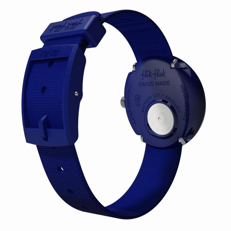 Montre Flik-Flak BLUEISH (ZFPNP032) pour GARCON 3