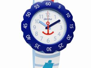 Montre Flik-Flak ANCHOR UP (ZFPSP027) pour GARCON