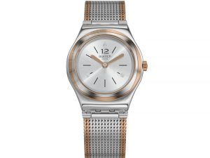 Montre Swatch FULL SILVER JACKET YSS327M pour FEMME