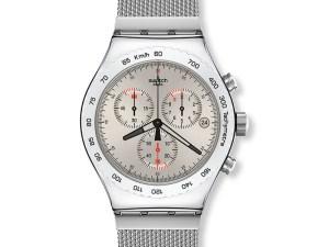 Montre Swatch SILVERISH YVS405G pour HOMME