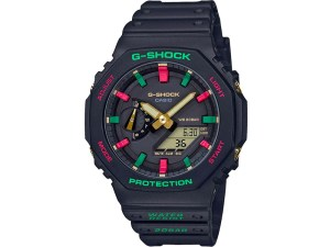 Montre Casio G-SHOCK GA-2100TH-1ADR pour HOMME