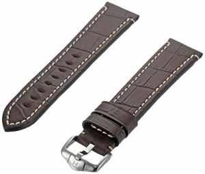 Montre HIRSCH – Affichage bracelet Cuir Marron et Cadran 109228-10-22
