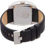 Diesel – DZ1116 – Montre Homme – Quartz analogique – Dateur – Bracelet en Cuir noir