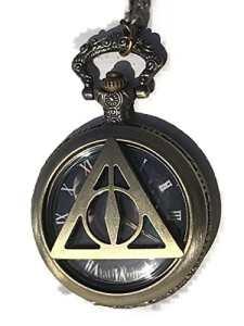 Montre Harry Potter – Relique de la mort – montre a gousset – AB2