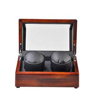 ALLZY Table De Secouage De Moteur À Enroulement Rotatif Double Tête Moda Dial Box Box De Rangement