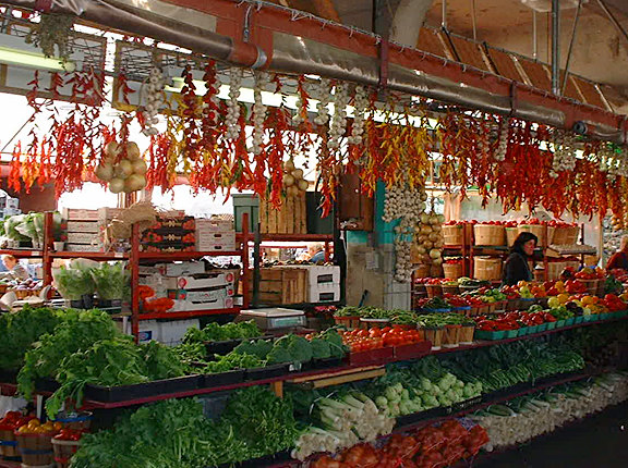 Jean Talon Market photo