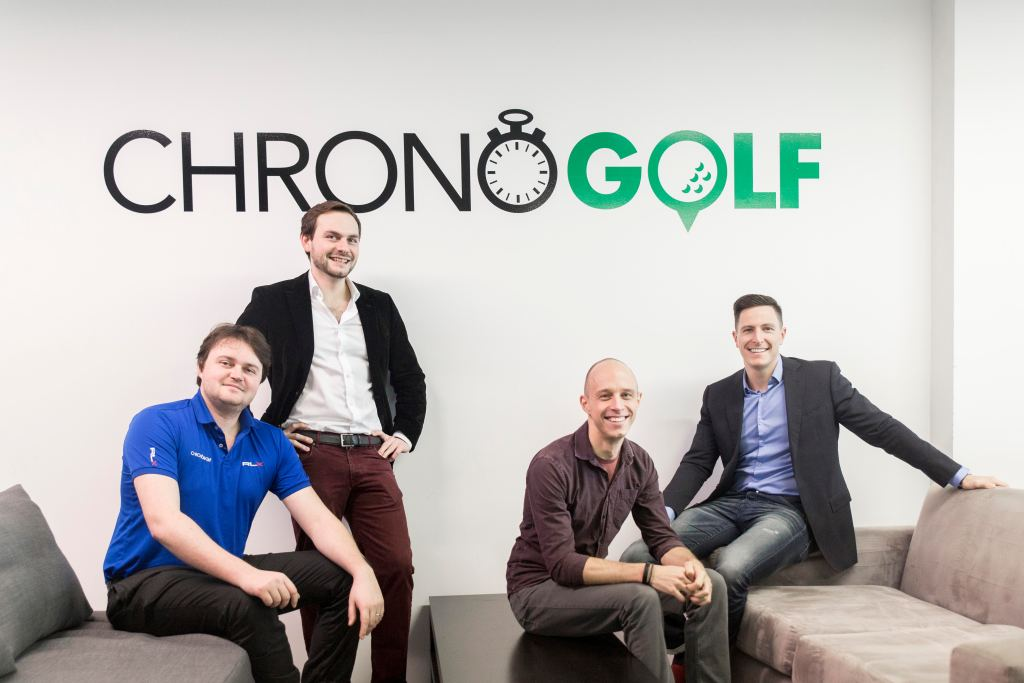Golf course management tool Chronogolf raises $1.5 million