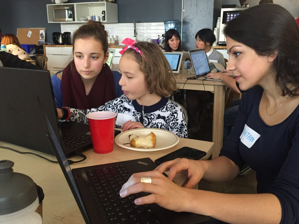 Calling all women: 2016 is your year to code