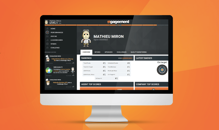 Call centre gamification startup nGUVU raises $3 million