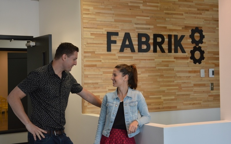 The Coworker: Fabrik8 founder went through a world of experience