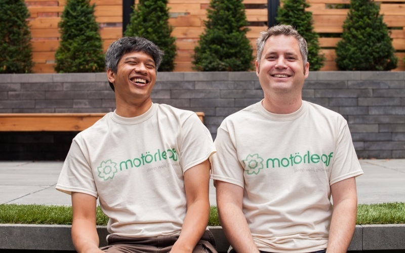 Agtech startup motorleaf wants $750K to automate indoor farming