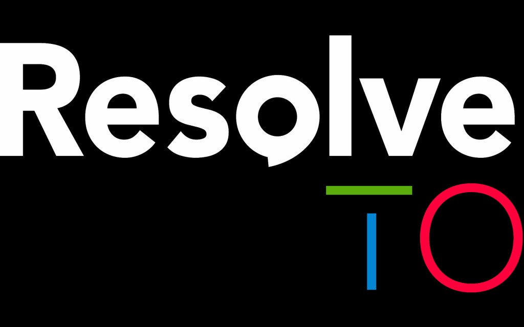 Startupfest announces ResolveTO event, summer 2017 dates