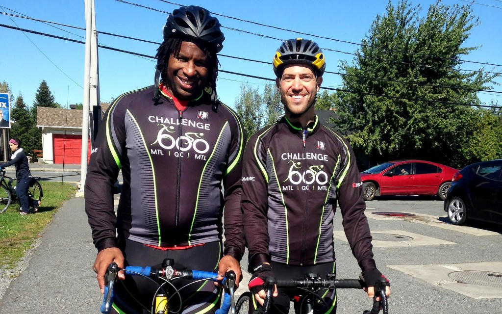 Former Hab Georges Laraque cofounds new healthcare startup