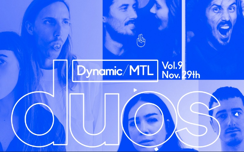WATCH: Dynamic/MTL's '​Creative Duos & Collaboration'