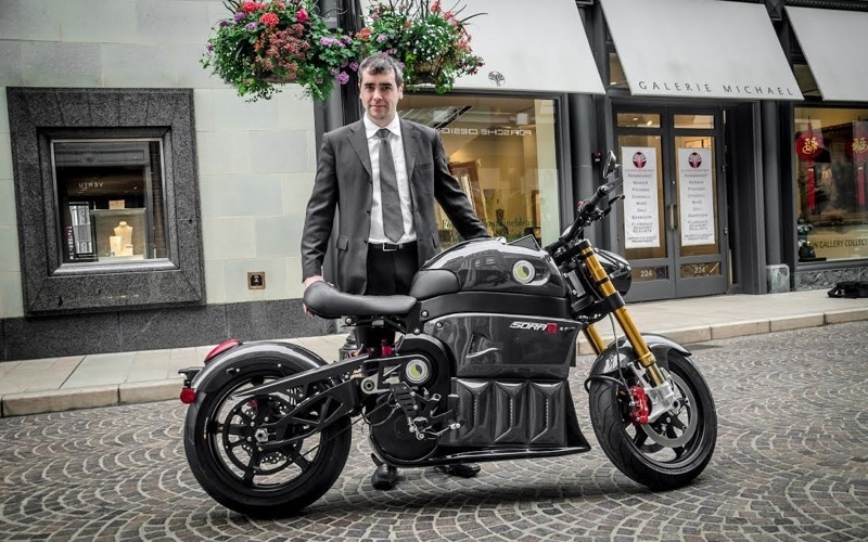 Montreal, Longueuil police buying Lito electric motorcycles