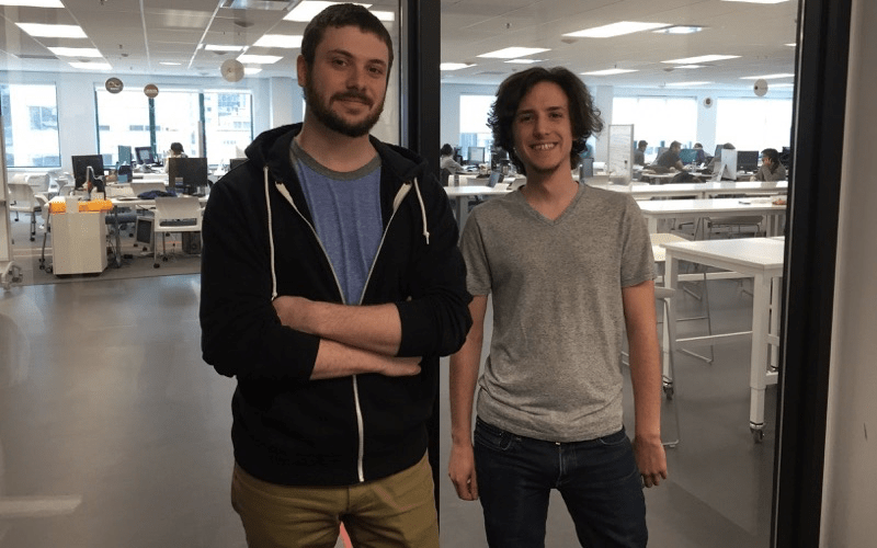 Entrepreneurs Under 25: Wizrd's Rory Bokser and David Kleiman
