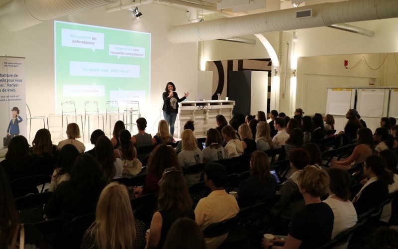 Startup Weekend Femmes Montreal puts women's business ideas first