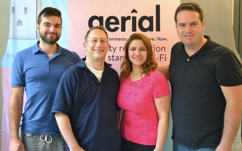 Aerial Technologies raises $2.25 million to commercialize its Motion Intelligence Interface for the Wi-Fi home