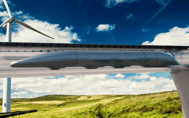 Montreal-Toronto route only Canadian winner in international hyperloop competition