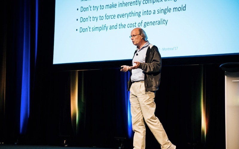 An interview with Bjarne Stroustrup, creator of C++