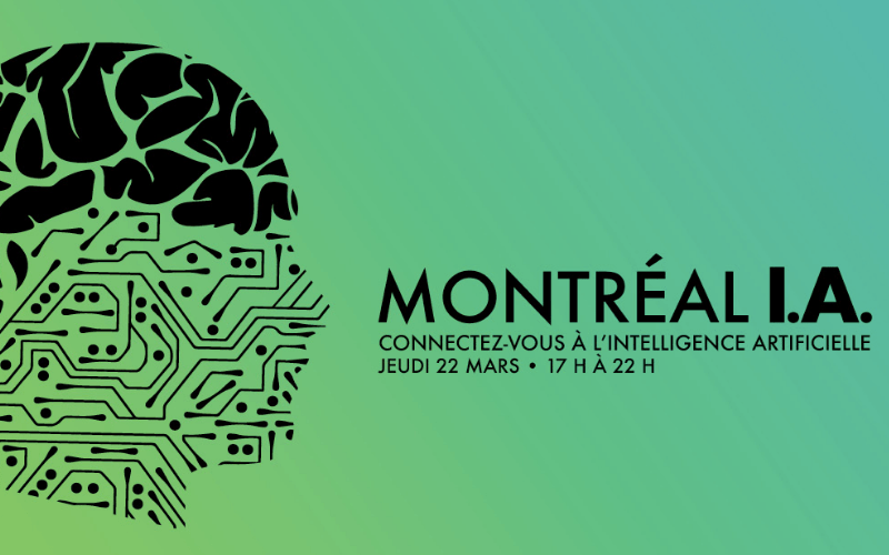 Tonight's AI-themed afterhours at Musée McCord kicks off this year's Digital Spring