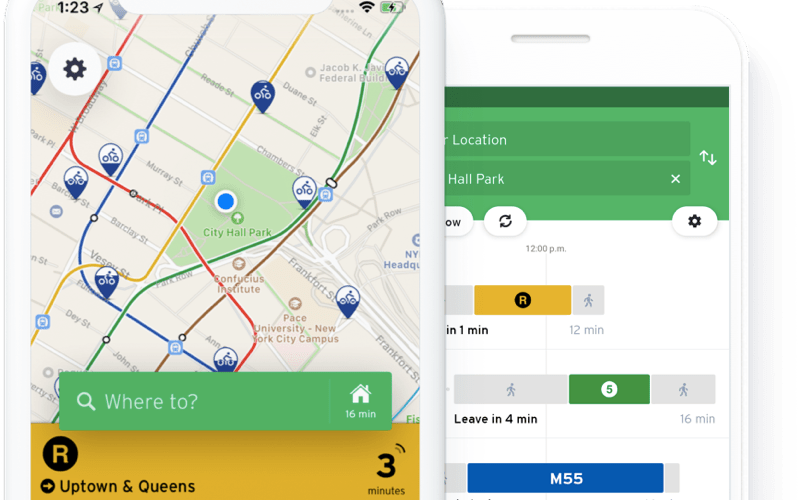 Nissan-Mitsubishi invests in Montreal's Transit App