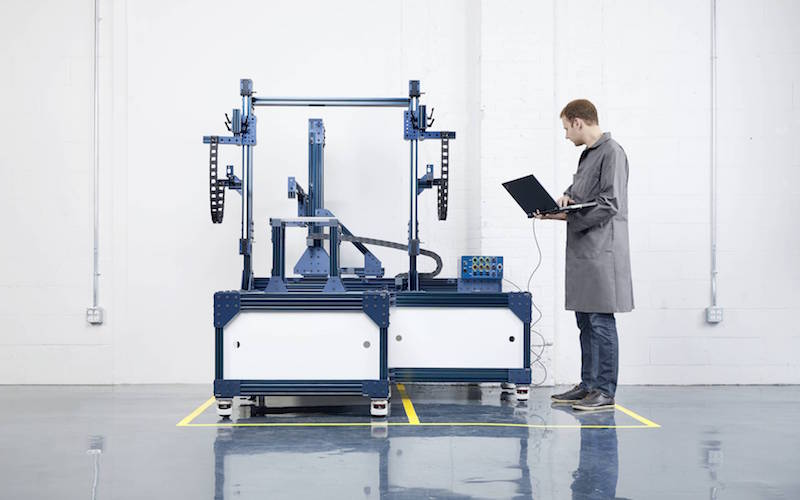 Bain Capital invests in Custom Factory Equipment Manufacturing Platform Vention