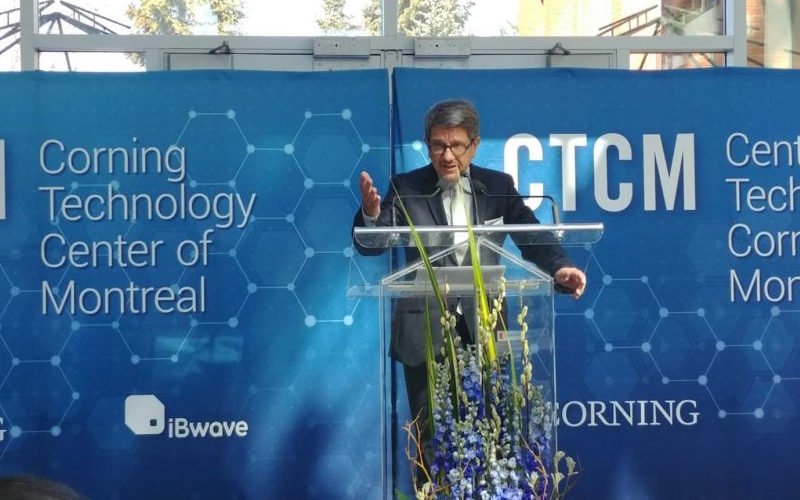 Corning Launches New AI Research Centre in Montreal