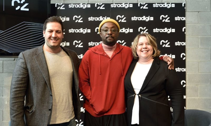 Will.i.am Joins Montreal's Stradigi AI