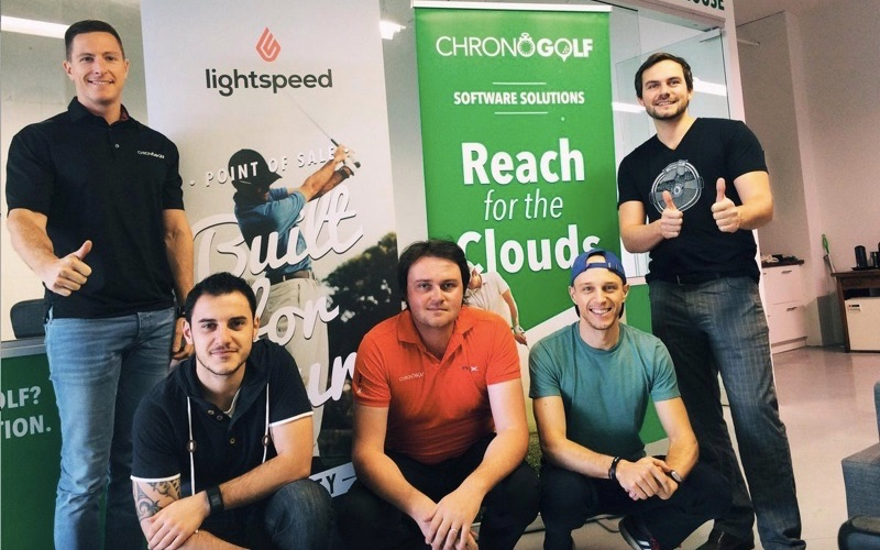 Lightspeed acquires Chronogolf in all Montreal deal
