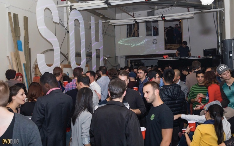 Toronto's Elevate takes over Startup Open House
