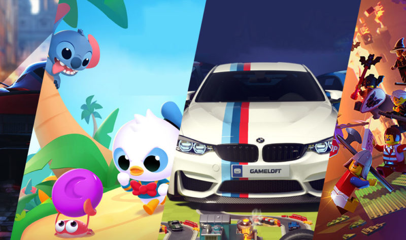 Gameloft Offers Small Gifts During Increased Game Play