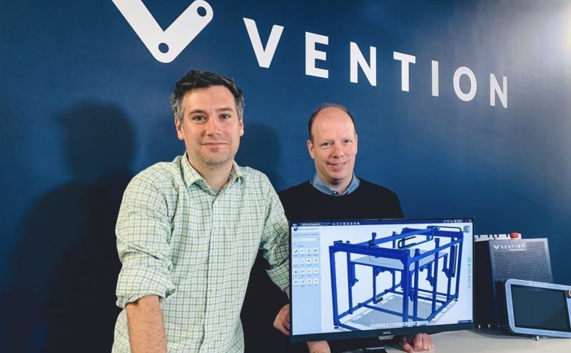 Vention Raises $38M Series B