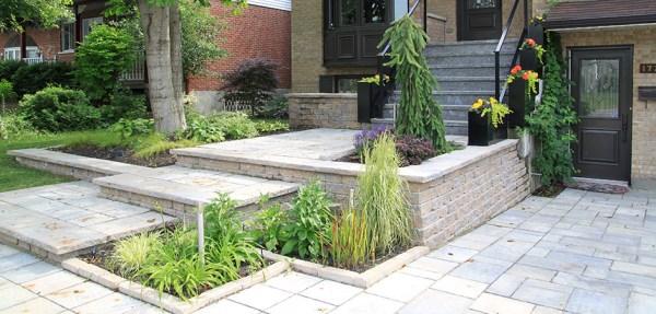 montreal outdoor living modern