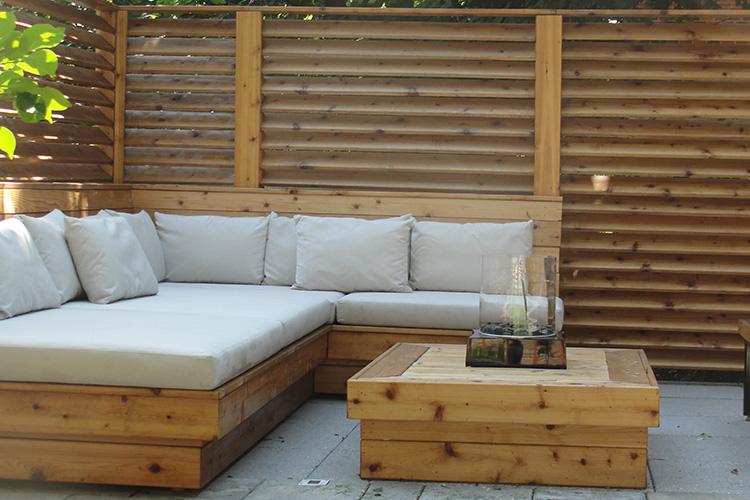 Rampes et cltures minimalistes et modernes  Montreal Outdoor Living