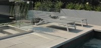 Modern Pool Deck Tiles - Montreal Outdoor Living