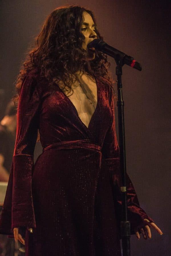 6lack  Sabrina Claudio Corona Theatre Montreal 2017