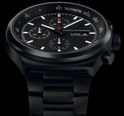Porsche Design Heritage P6510 Black Chronograph Le