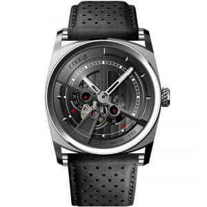 montre CODE41 Anomaly 01 metal face