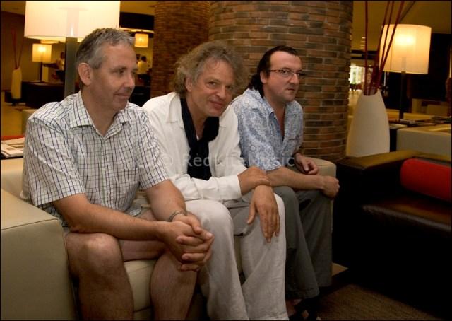 Joachim Kühn Iberia Trio + Louis Sclavis 1 copia