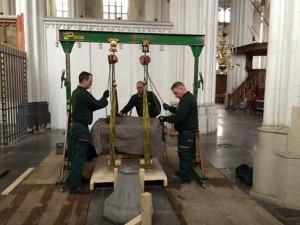 Middeleeuws doopvont