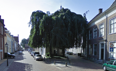 Doesburg monument