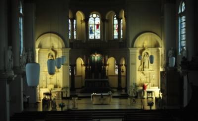 Kunstmanifestaties in kerkgebouwen