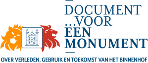 Document voor een Monument