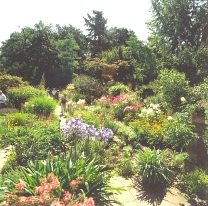Karl Foerster Prägte Die Moderne Gartenkultur Monumente Online